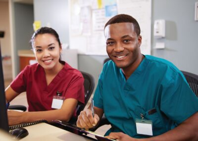 Nurse Services at William Beaumont Army Medical Center, WM40 USA Health Contracting Act., Regional Health Contract Office, Central